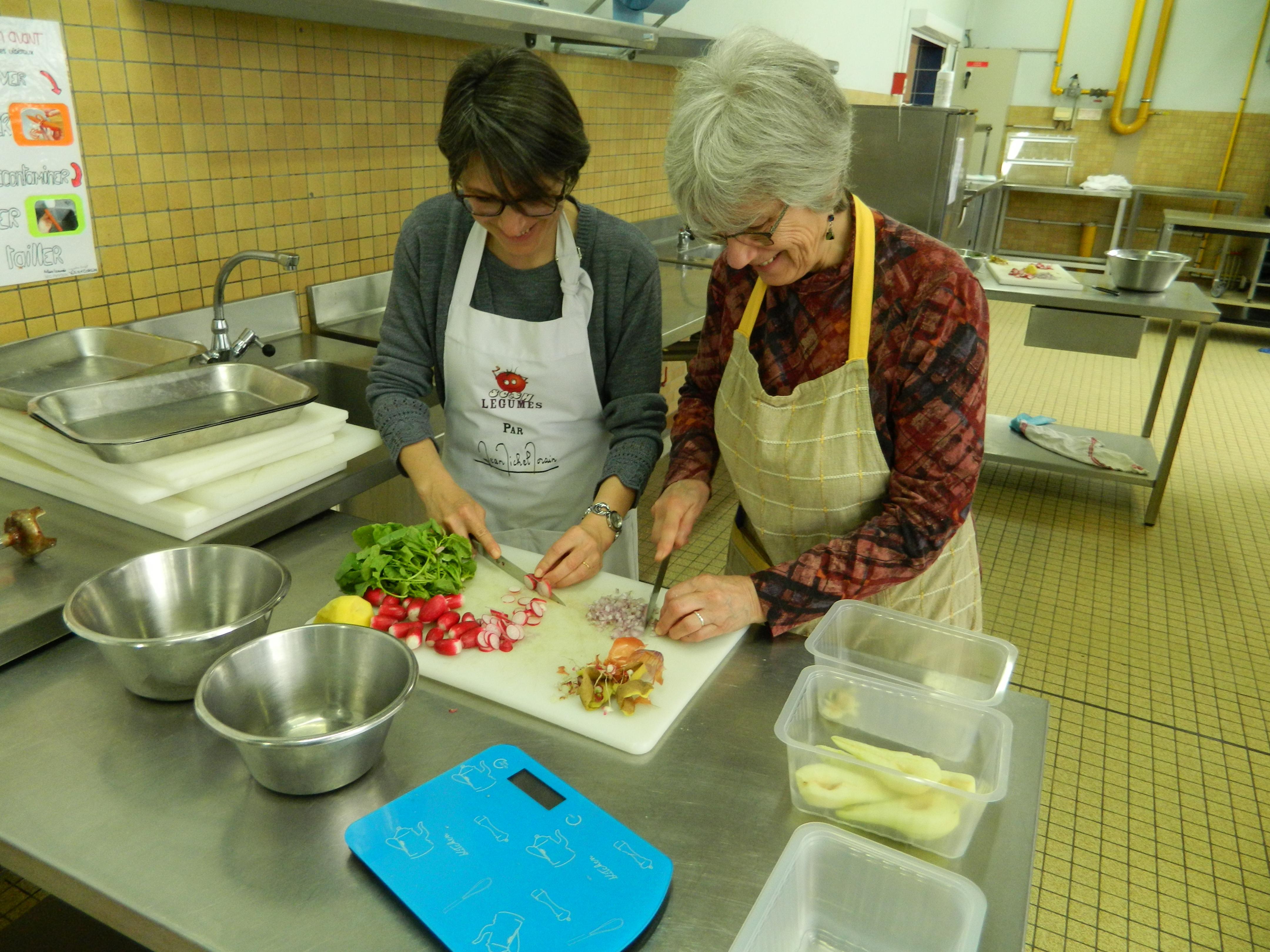 Atelier Cuisine Zero Dechet Sirtom De La Region Flers Conde